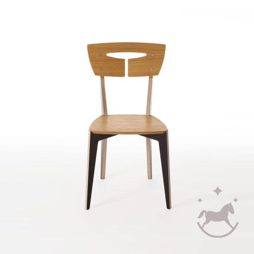 Medinė kėdė AILERON