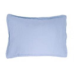 Lininis pagalvės užvalkalas