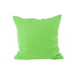 Dekoratyvinė lininė pagalvė ŽALIA