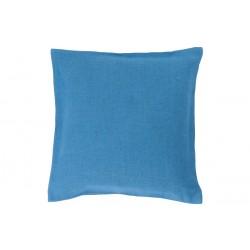 Dekoratyvinė lininė pagalvė ŽYDRA