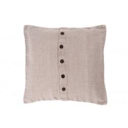 Dekoratyvinė lininė pagalvė SAGUTĖS