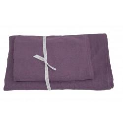 Lininiai rankšluoščiai Violet ( 2 vnt.)
