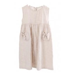 Lininė suknelė Smiltelė